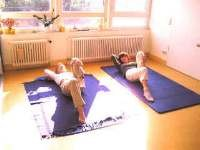 Gruppenunterricht Bewusstheit durch Bewegung